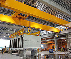 crane manufacturer of South-Africa, Malaysia, South Korea, Bahrain, Saudi-Arabia and Indonesia.