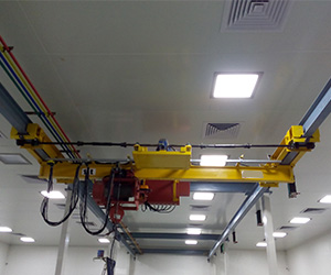 Underslung Cranes Manufacturer in Ahmedabad from India