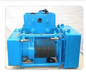 Wire Rope Hoist in Ahmedabad